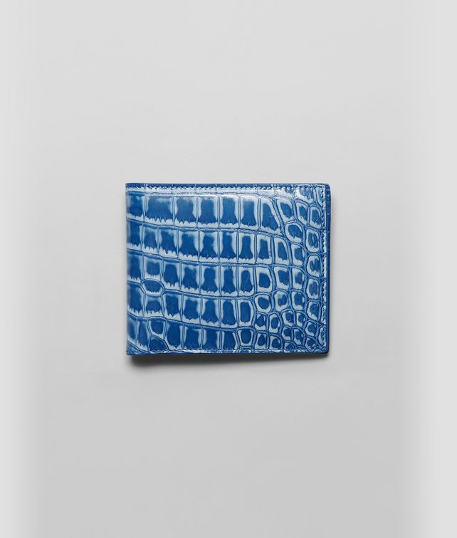 ELECTRIQUE COCCO TIE AND DYE WALLET
