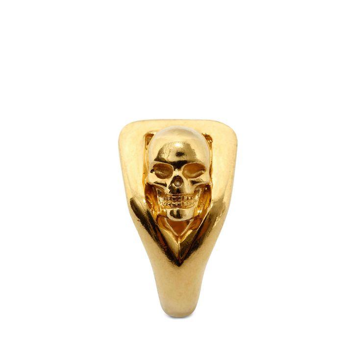Alexander McQueen, Bague Skull