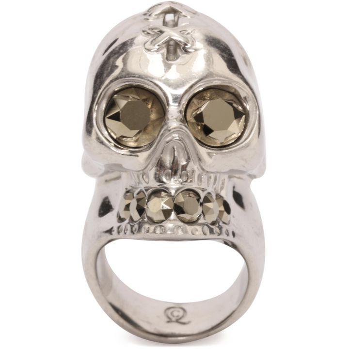 Alexander McQueen, Corset Skull Ring
