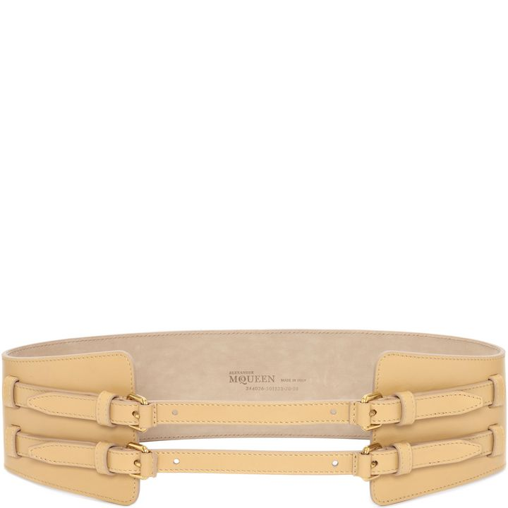 Alexander McQueen, Cintura con Doppia Fibbia