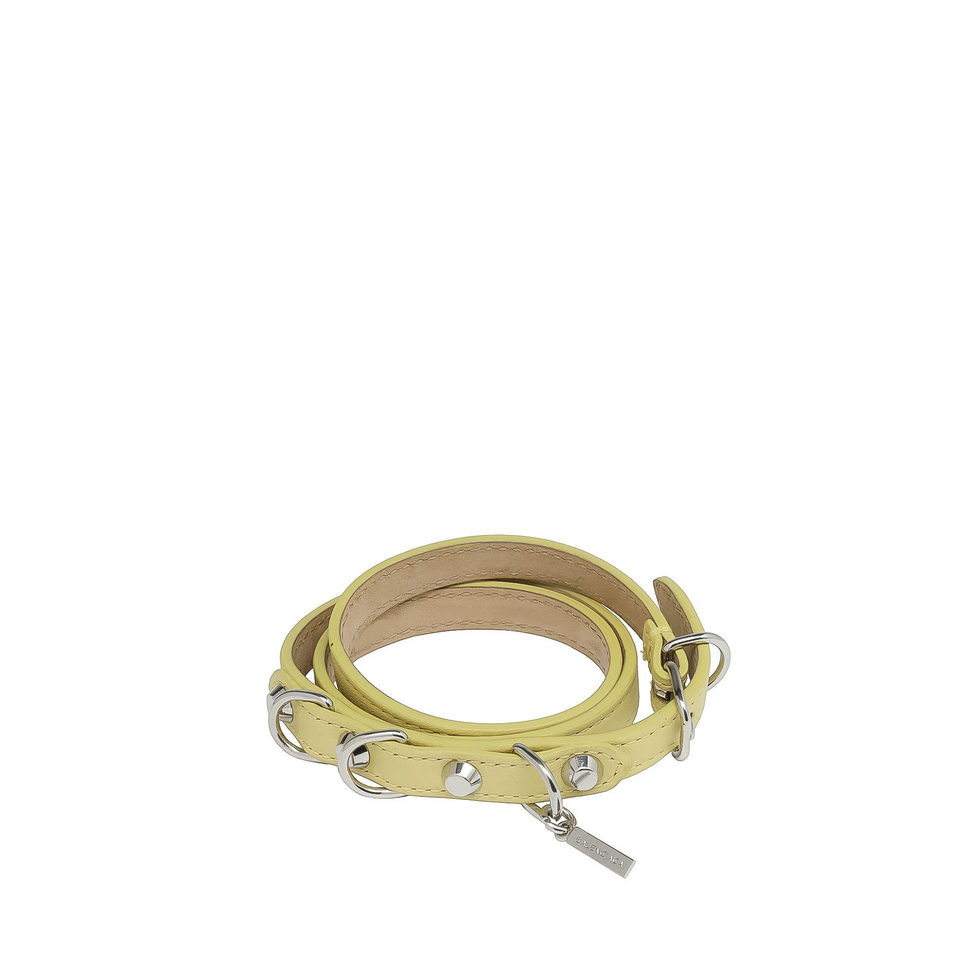 Balenciaga Papier Bracelet Triple