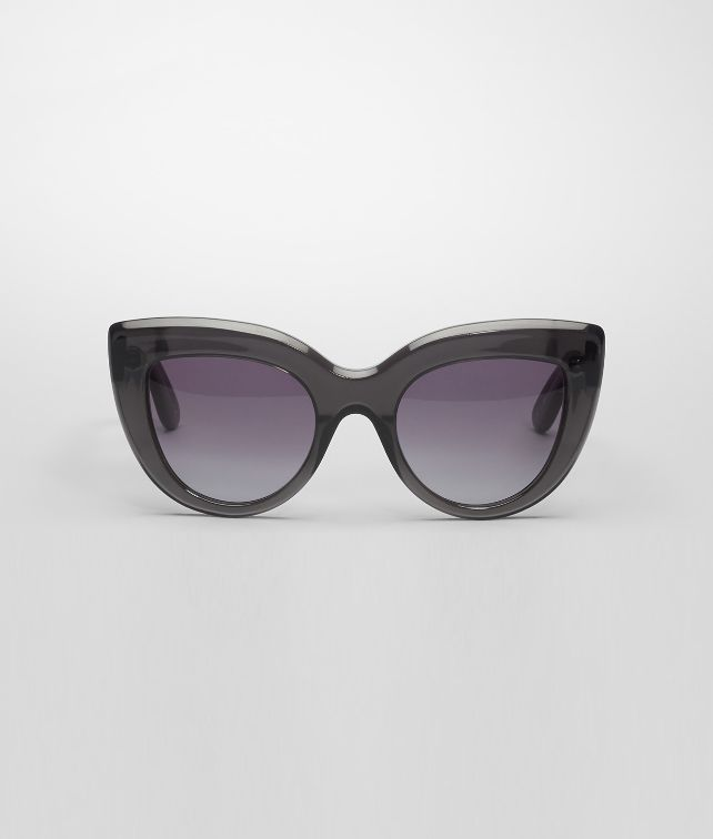 Occhiali BV 263 Dark Grey in Acetato