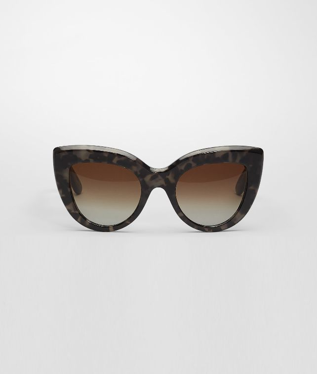 Grey Spotted Acetate Eyewear BV 263