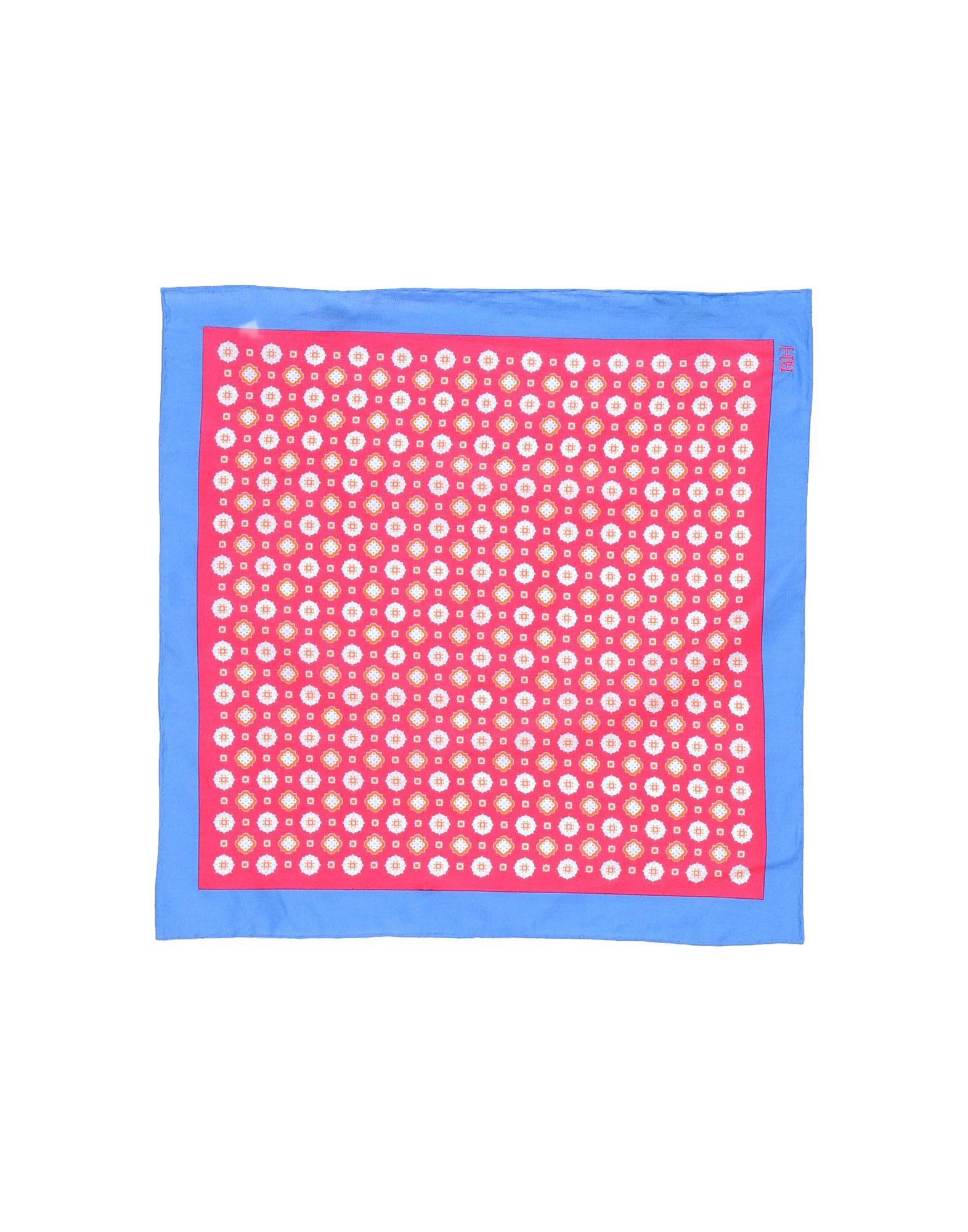 PEDRO DEL HIERRO Square scarves