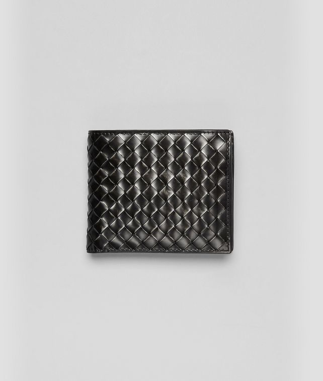 BOTTEGA VENETA INTRECCIO CALANDRE WALLET Bi-fold Wallet U fp