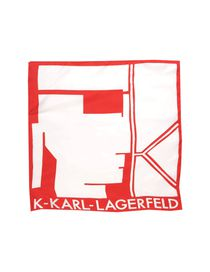 K by KARL LAGERFELD - Square scarf