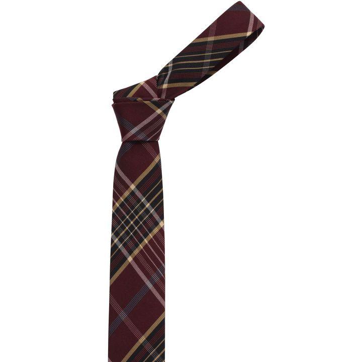 Alexander McQueen, Oversized Check Tie
