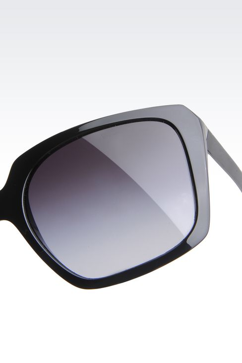 ACETATE SUNGLASSES: sunglasses Women by Armani - 3