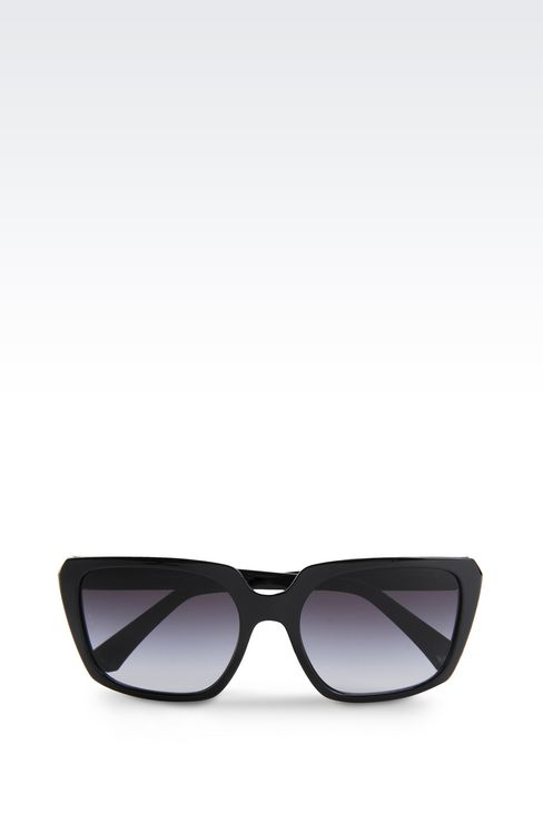 ACETATE SUNGLASSES: sunglasses Women by Armani - 1