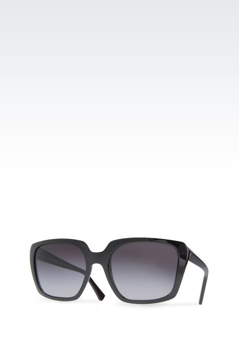 ACETATE SUNGLASSES: sunglasses Women by Armani - 2
