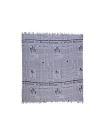 JOHN GALLIANO - Square scarf