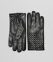 BOTTEGA VENETA GLOVES IN NERO NAPPA  Scarf or Hat or Glove U fp