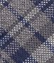 BOTTEGA VENETA Graphite Blue Wool Silk Tie Tie or bow tie U ap