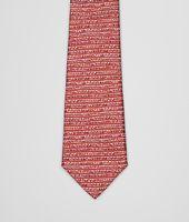 Sienna Bordeaux Silk Tie