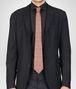 BOTTEGA VENETA Sienna Bordeaux Silk Tie Tie or bow tie U rp
