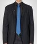BOTTEGA VENETA SEIDENKRAWATTE ROYAL BLUE Krawatte & Fliege U rp