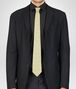 BOTTEGA VENETA TIE IN CITRON DARK GREEN SILK Tie or bow tie U rp