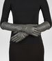 BOTTEGA VENETA Medium Grey Intrecciato Nappa Gloves Scarf or other D rp
