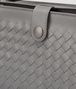 BOTTEGA VENETA MULTI-FUNCTIONAL CASE IN NEW LIGHT GREY CALF, INTRECCIATO DETAILS Small bag U lp