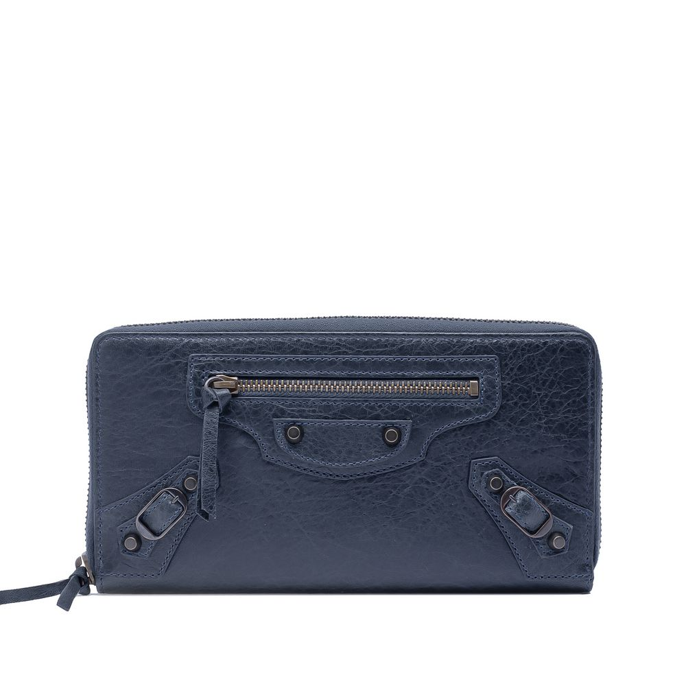 Balenciaga Classic Continental Zip Around