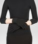 BOTTEGA VENETA GLOVE IN NERO WOOL Scarf or Hat or Glove D rp