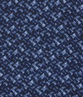 FOULARD MIDNIGHT BLUE IN SETA