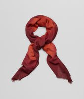 SIENNA BORDEAUX WOOL SCARF