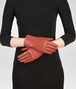 BOTTEGA VENETA BURNT RED INTRECCIATO NAPPA GLOVES Scarf or other D rp