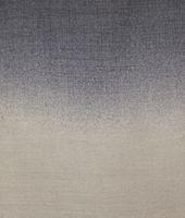 SCHAL AUS WOLLE IN SAND BLACK