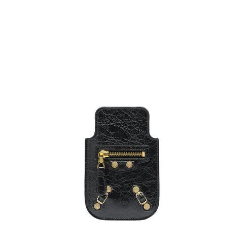 Balenciaga Giant Custodia Smartphone Oro