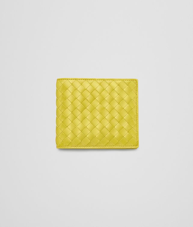 New Chartreuse Intrecciato Vn Wallet