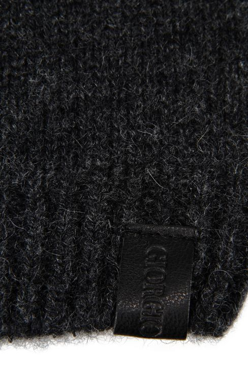 CASHMERE HAT: Hats Men by Armani - 3