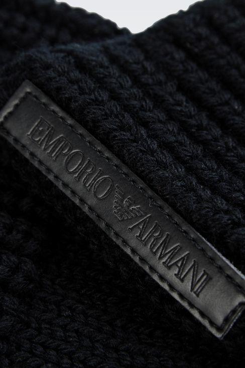 WOOL GLOVE: Gloves Men by Armani - 3