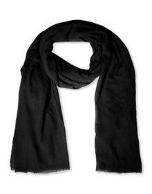 Oblong scarf - RICK OWENS