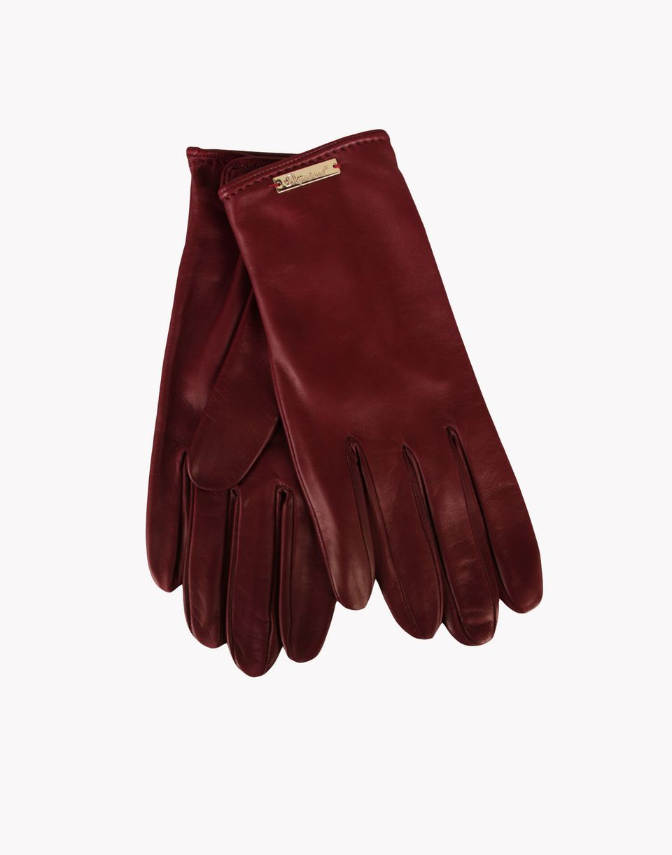 leather gloves other accessories Woman Dsquared2