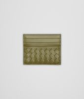 New Army Intrecciato VN Card Case
