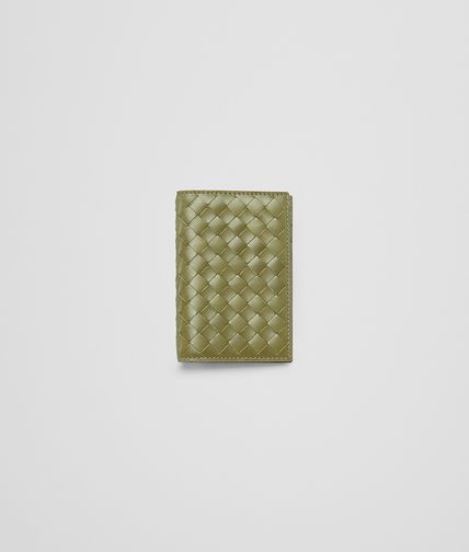 BOTTEGA VENETA - New Army Intrecciato VN Card Case
