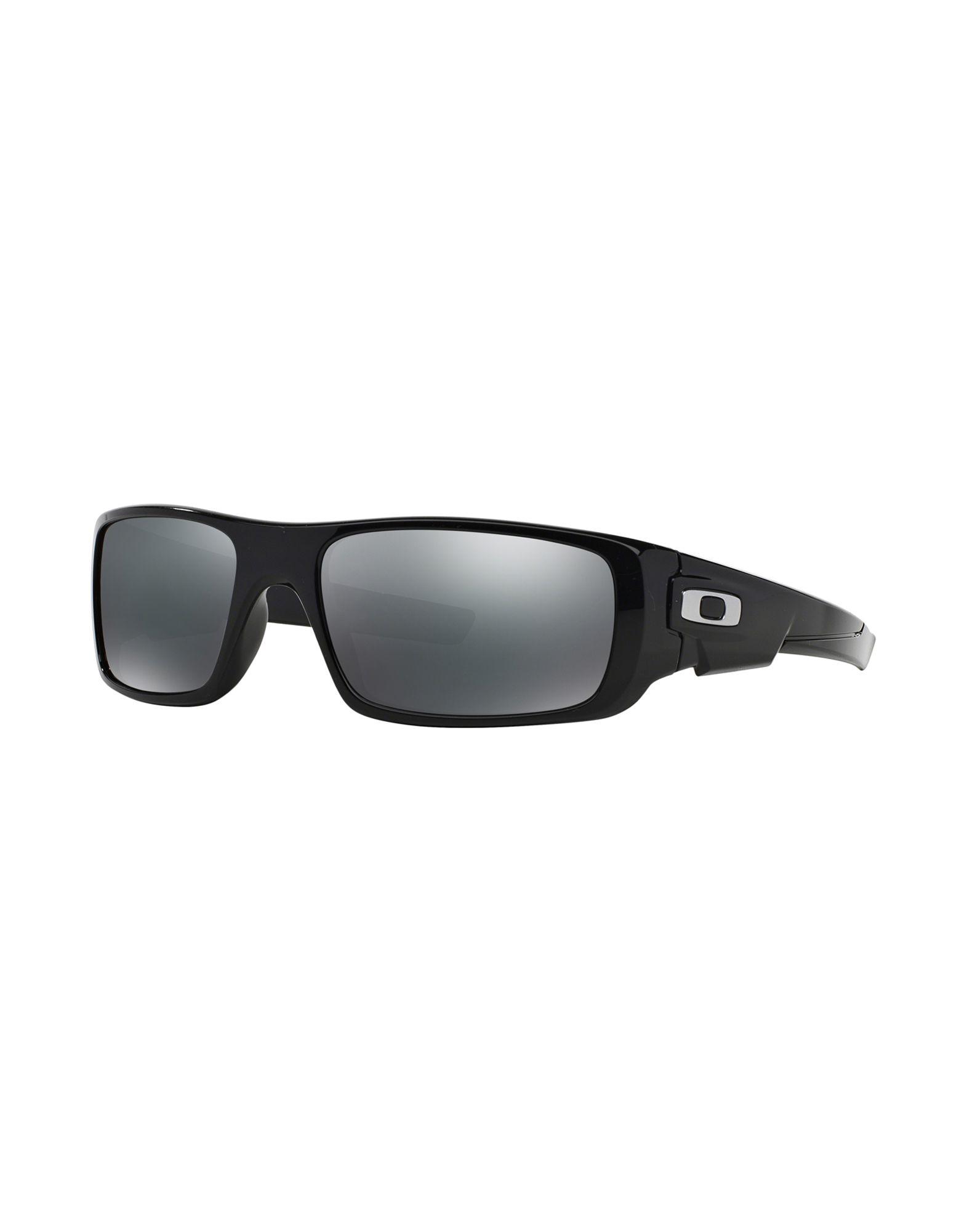 OAKLEY Herren Sonnenbrille Farbe Schwarz Größe 1
