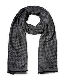 Oblong scarf - DOLCE & GABBANA