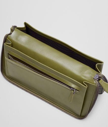 BOTTEGA VENETA - New Army Intrecciato VN Document Case