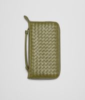 New Army Intrecciato VN Document Case