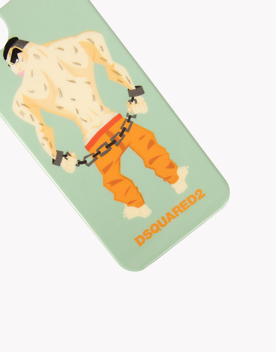 iphone 5/5s cover hi-tech Man Dsquared2