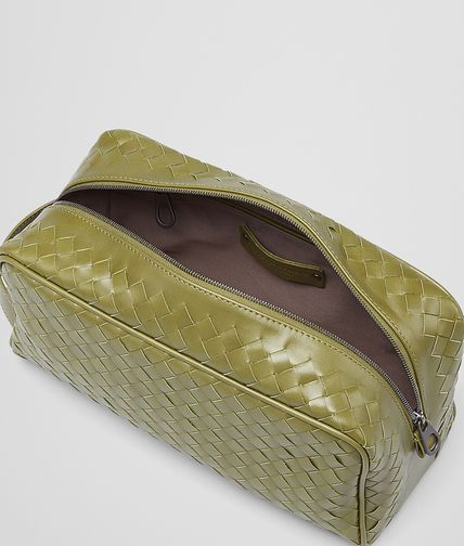 BOTTEGA VENETA - New Army Intrecciato Vn Toiletry Case