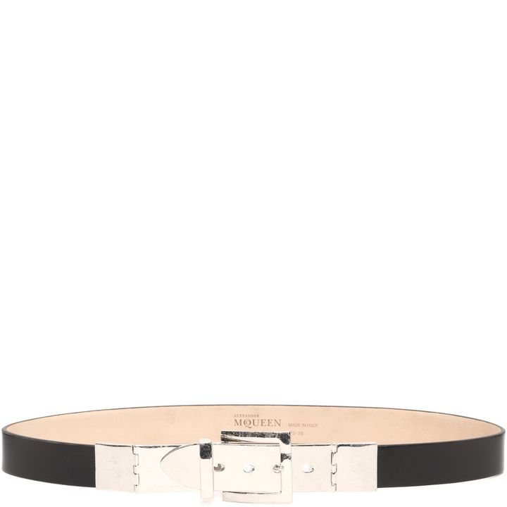 Alexander McQueen, Metal Buckle Belt