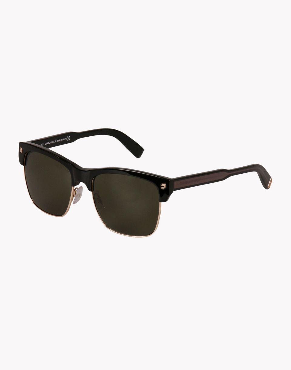 clint lunettes Homme Dsquared2