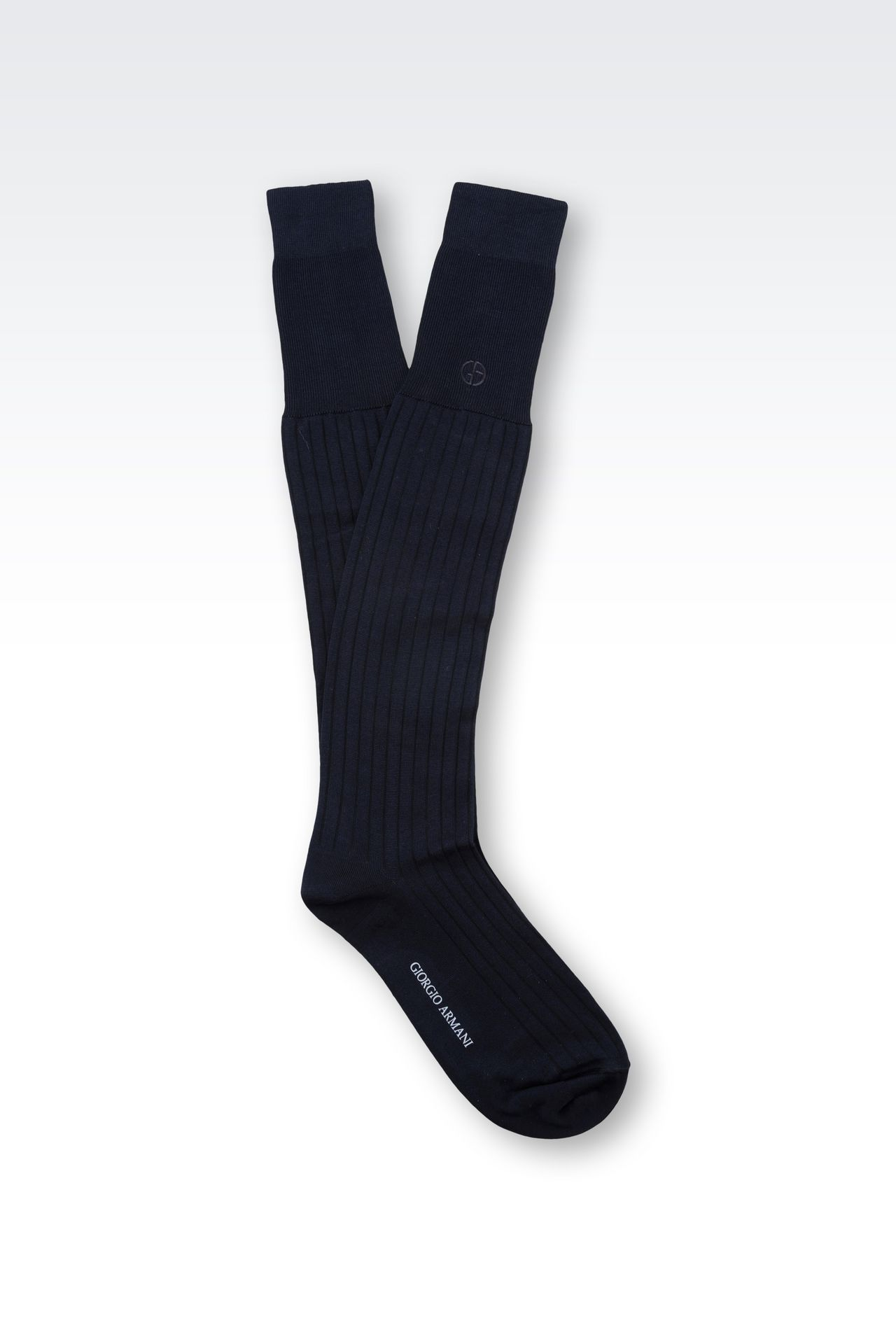 COTTON SOCK: Socks Men by Armani - 0