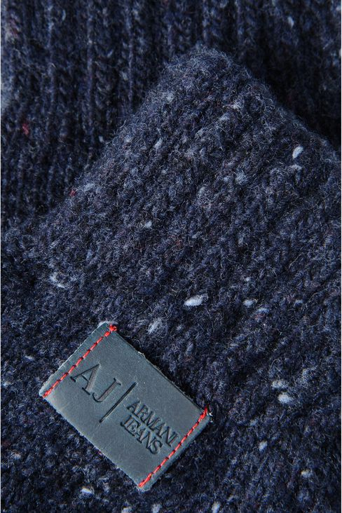 WOOL GLOVE: Gloves Men by Armani - 3