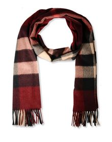 Oblong scarf - BURBERRY LONDON