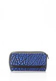 ALEXANDER WANG FUMO CONTINENTAL WALLET IN CONTRAST TIP NILE Wallets Adult 8_n_e