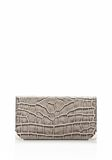 ALEXANDER WANG PRISMA  CONTINENTAL WALLET IN OYSTER Wallets Adult 8_n_f